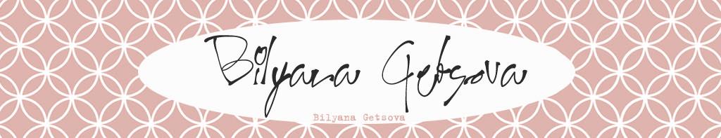 Bilyana Getsova | kids photography logo