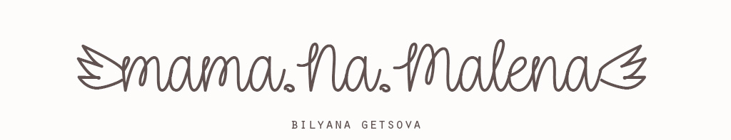Bilyana Getsova | kids photography logo